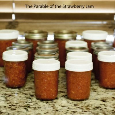 The Parable of the Strawberry Jam