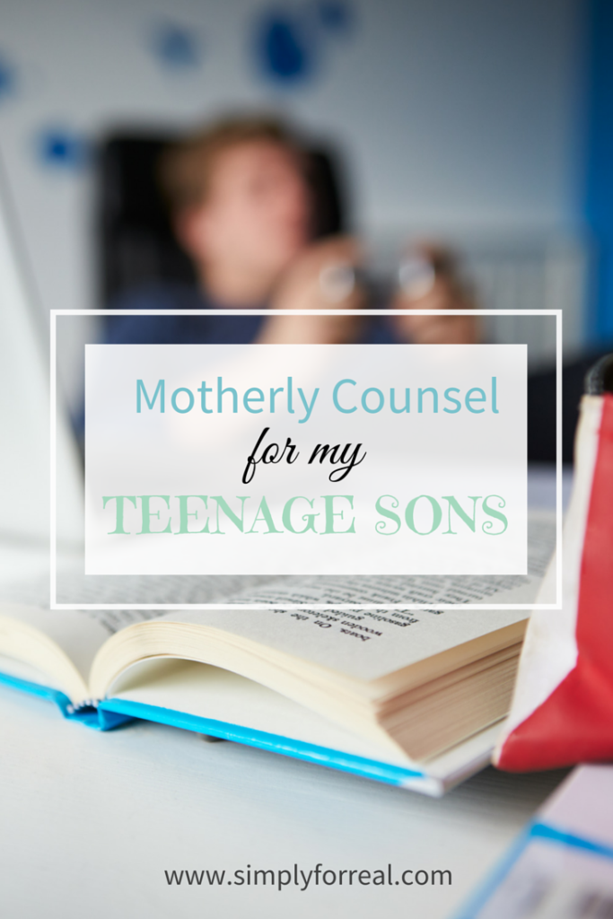 Motherly Counsel-2