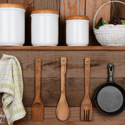 Weekend Inspiration for a Clutter-Free Kitchen