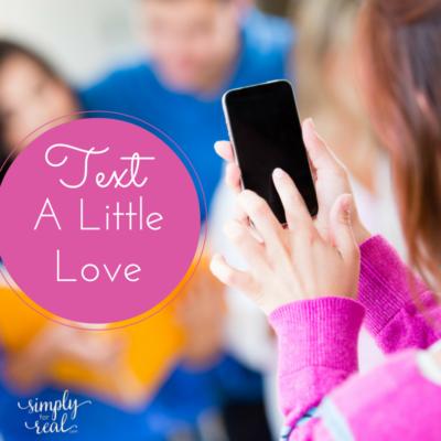Text a Little Love