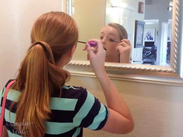 Elise make up-2