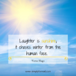 Laughter is Sunshine
