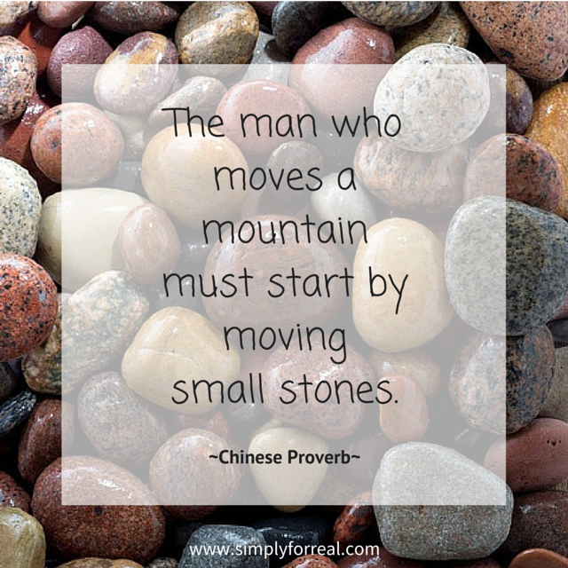The man who moves aMOUNTAIN