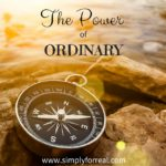 The Power of Ordinary