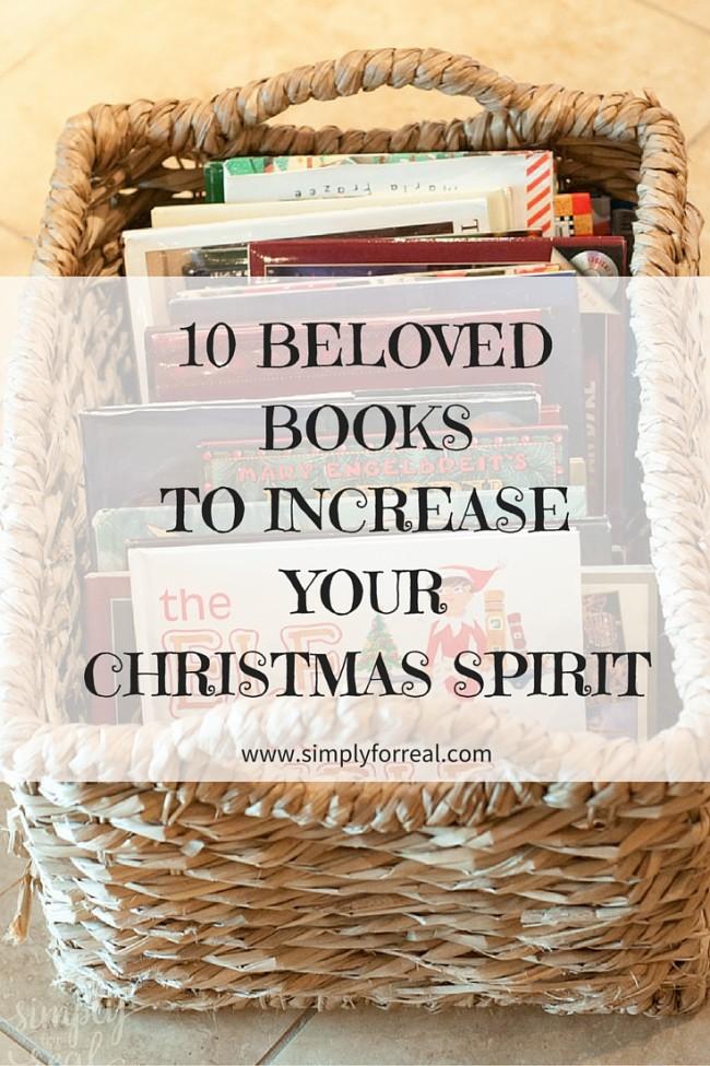 10 Christmas Books