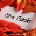 Give With Thanks