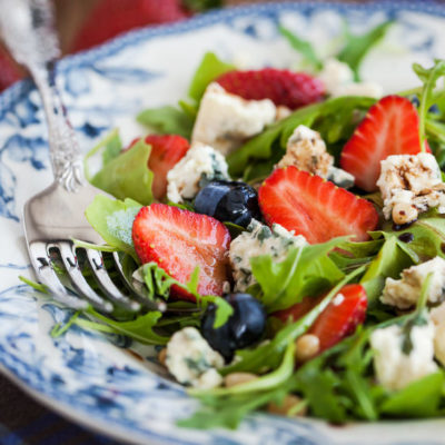 The 5 Elements of a Perfect Salad