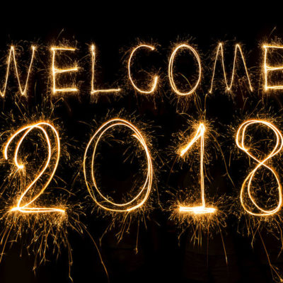 Welcome, 2018!