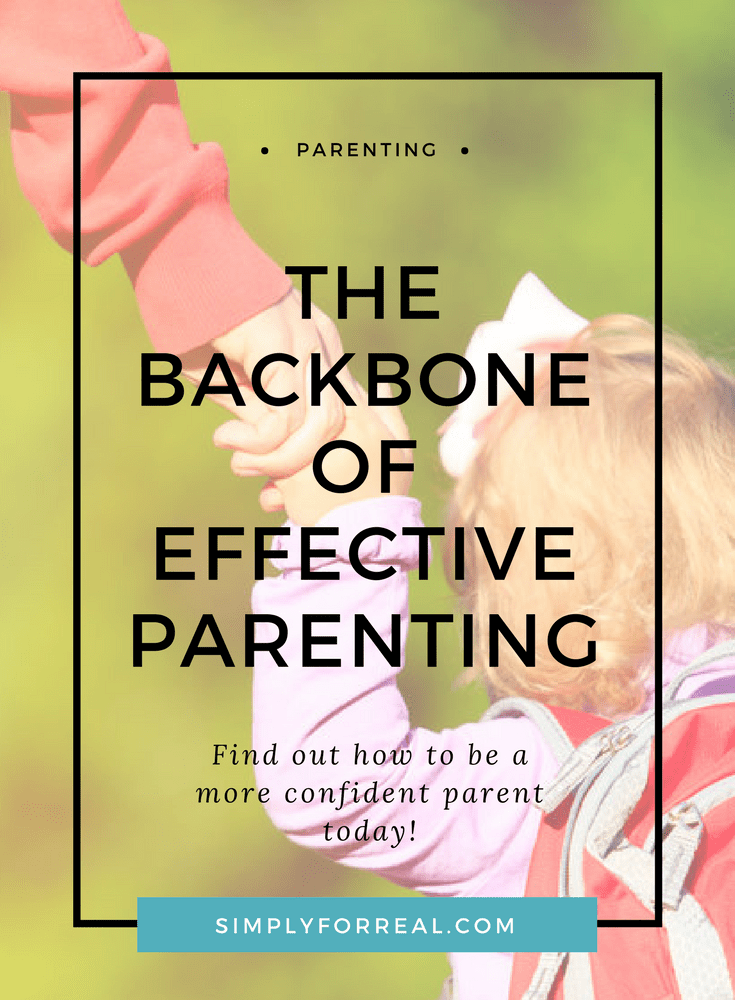 Gain more confidence in your parenting abilities today by following this one suggestion.
