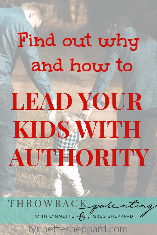 Lead with Authority