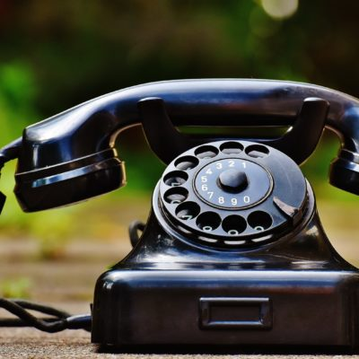 Episode 059: The Lost Art of Telephone Etiquette