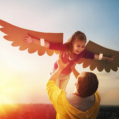 Episode 081: How to Let Go So Your Kids Have Permission to Fly
